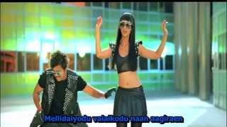 Asku Laska ~ Nanban / Tamil Karaoke lyrics