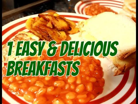 1 Easy & Delicious Breakfasts Sunday Morning Breakfast | Jamaican Cooking
