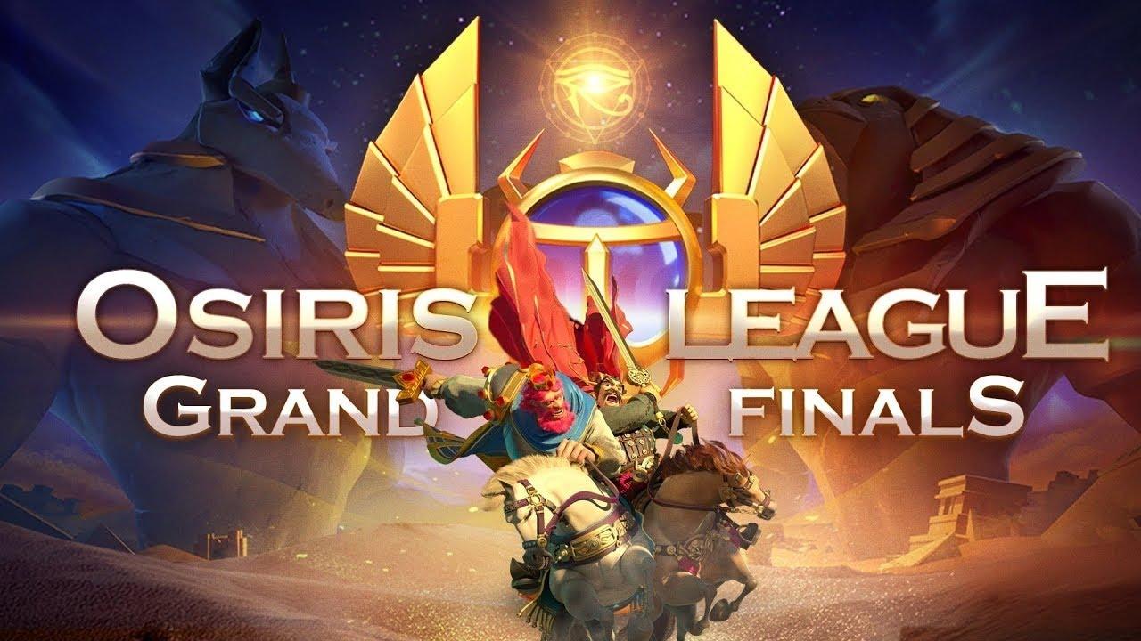 JST  (#1365) vs. 60GT (#1960) | Osiris League GRAND FINALS