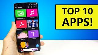 TOP 10 Mejores Aplicaciones para Android - ÚTILES y APPS Gratis 2020