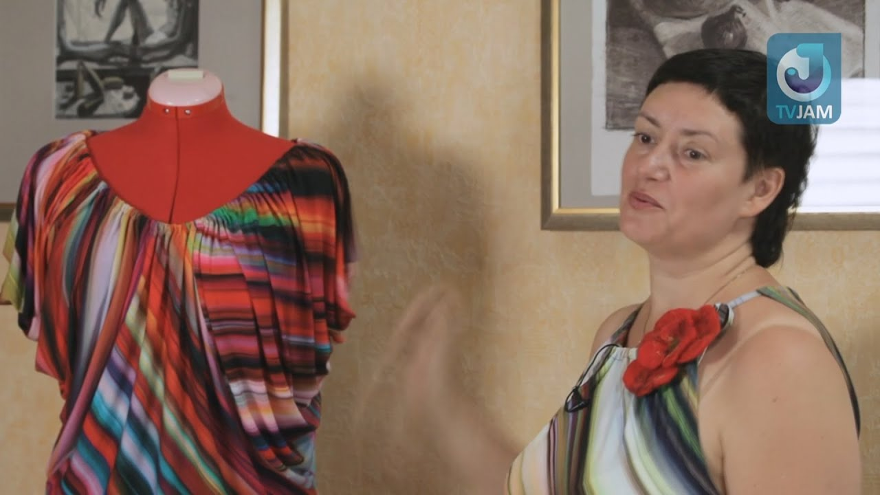 Научиться шить блузки