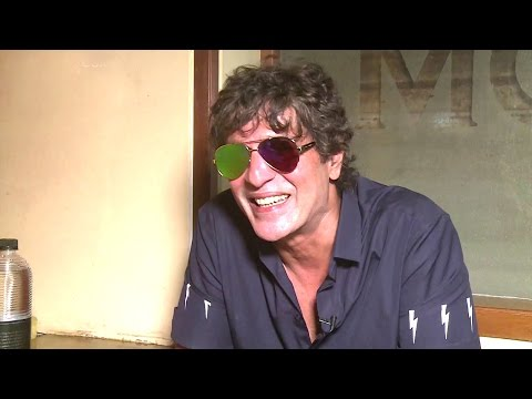 Chunky Pandey's FUNNY Interview