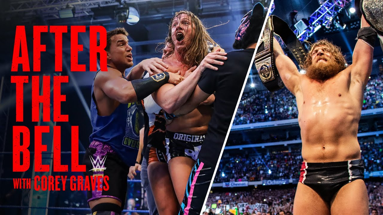 How WrestleMania 30 changed Matt Riddle's life: WWE After the Bell, July 30, 2020