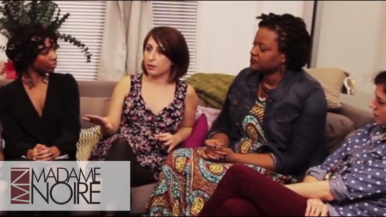 Are Black Women Jealous Of White Women I Part 1 - Youtube-5765