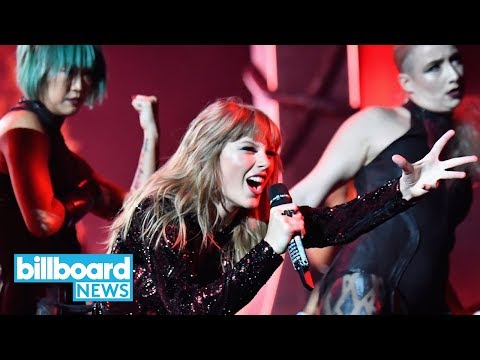 Taylor Swift Opens the 2018 AMAs With a Bang -- Performing 'I Did Something Bad' | Billboard News Mp3