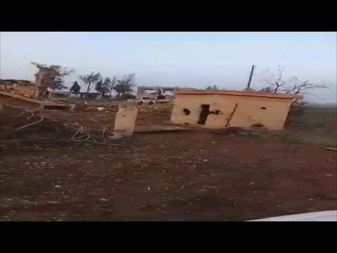 لقطات حصرية لبلدة هجين بعد تحريرها من داعش  - نشر قبل 2 ساعة