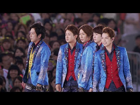 嵐 Happiness Official Live Video