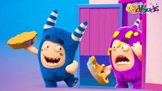 Oddbods   NEW   BEST APRIL FOOL'S PRANKS   Funny Cartoons For Kids