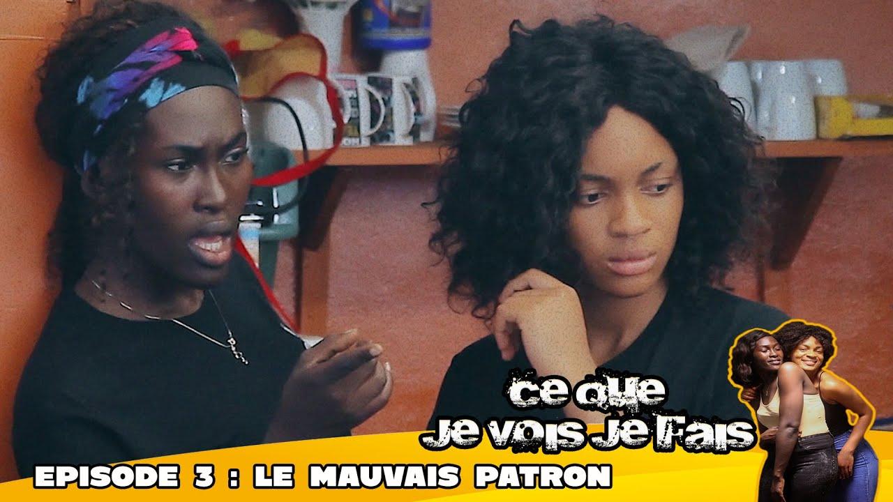 Download Ce Que Je Vois Je Fais (épisode 03), Le premier boulot.