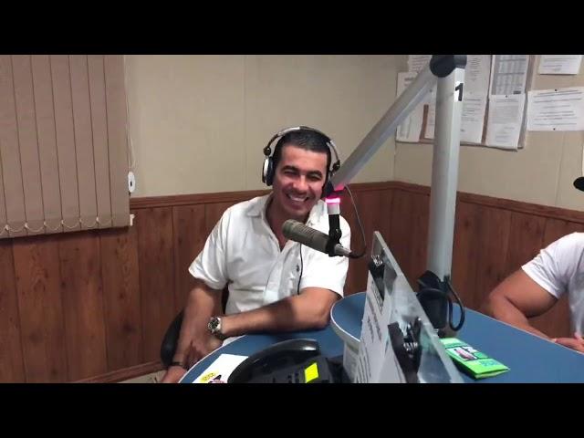 Entrevista na Rádio Atividade 107 FM Explicando minha decisão!