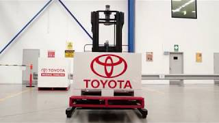 Toyota Material Handling Aust. Company Overview Video