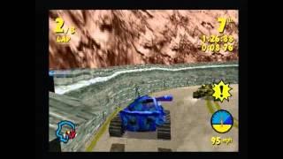 Winter Racing Series: Tank Racer