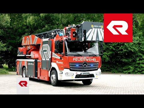 L32A-XS 3.0 Drehleiter - Rosenbauer