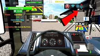 World Bus Driving Simulator Gameplay For Android #1) Link in description)!! screenshot 1