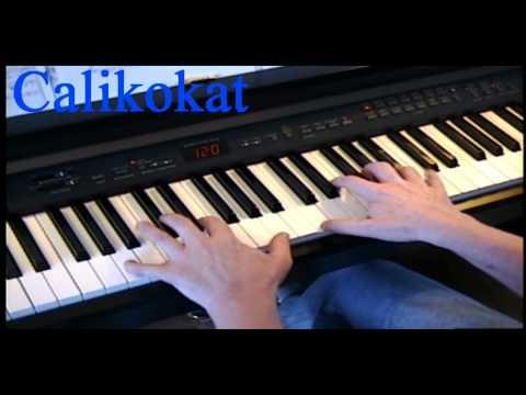 Arabian Nights - Aladdin - Piano