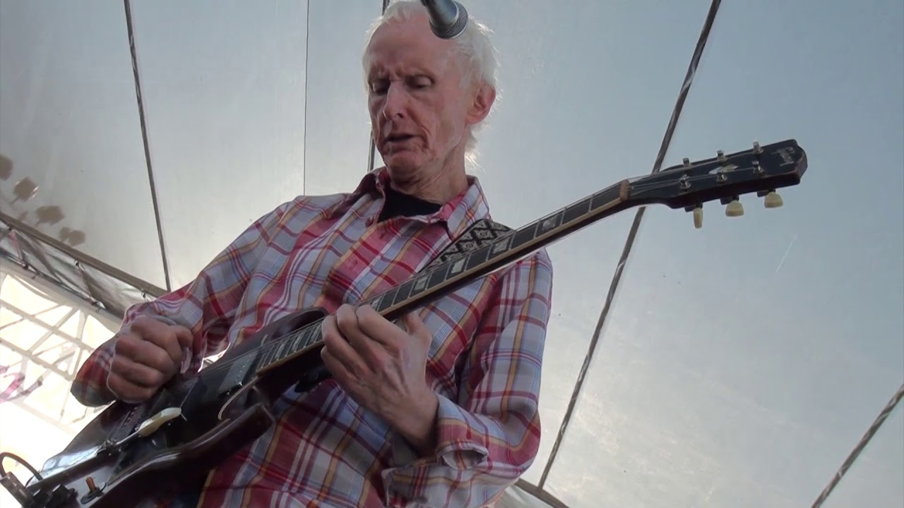 20th Century Fox (The DOORS) - Robby Krieger - LIVE @ Simi-Cajun - musicUcansee.com