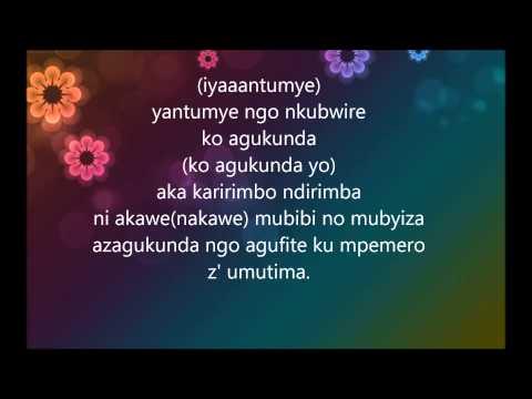 yantumye King James lyrics