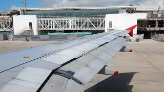 Avianca Airbus A319 N557AV Take off Bucaramanga Palonegro