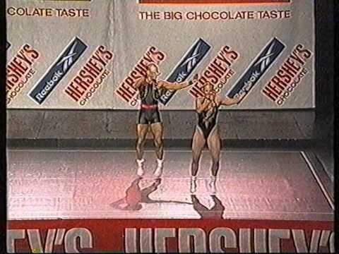 Glenn Nolan & Kirsty Hill Sports Aerobics