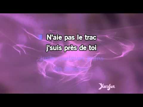 Karaoké Femme que j'aime - Jean-Luc Lahaye *