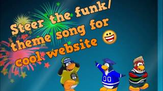 Club penguin: Steer the funk