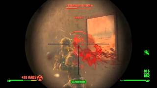 Fallout 4 Check Status of Augustus Safehouse in Kendall Hospital