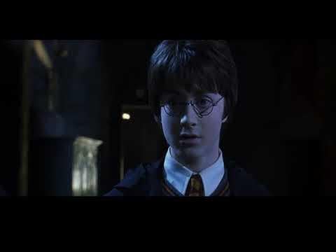 Гарри Поттер говорит на змеином