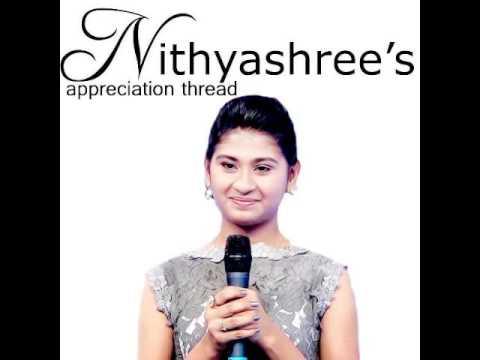 nithyashree unseen new look 2015
