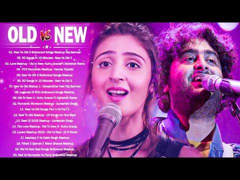 Old vs New Bollywood Mashup Songs 2020| Romantic Hindi Love MASHUP Remix songs_90's Bollywood_Mashup
