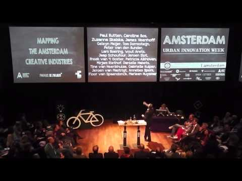 AUIW: Mapping the Amsterdam Creative Industries