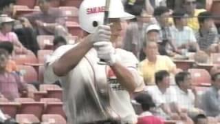 新垣渚 福嶋洋幸 澤井純一 会田仁志 高校野球 甲子園.