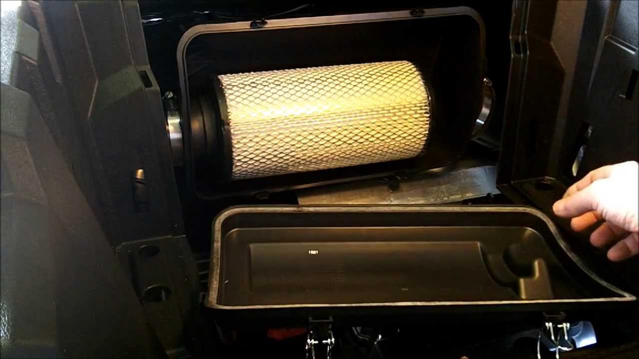 RZR XP1000 Air filter tip of the day