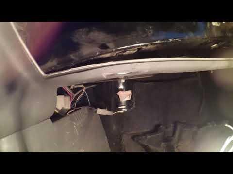 Как снять печку газ 3110