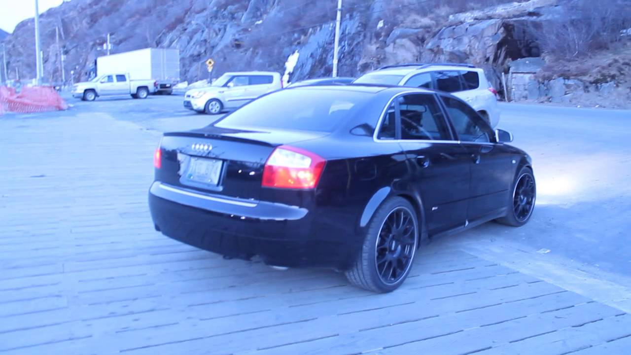 b6 a4 3 0 v6 6 speed manual s line jhmotorsports downpipes youtube rh youtube com 2002 Audi Quattro Owner's Manual 2002 Audi A6 Service Manual