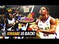 BALIK-PBA ang Halimaw Dumakdak na Import | Kwame Alexander