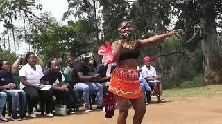 Heritage day @Sibusisiwe Comp- Tech high school