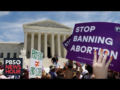 Why Supreme Court Ruling On Ind. Abortion Law Reflects Deep Division