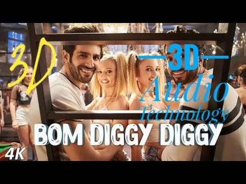 3D Audio  Bom Diggy in 3D  3D Music