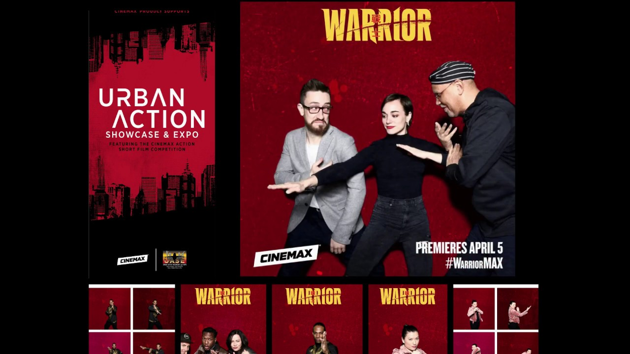 Events - Urban Action Showcase and