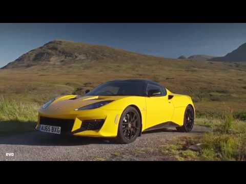 Evo Car of the Year 2015 on the North Coast 500