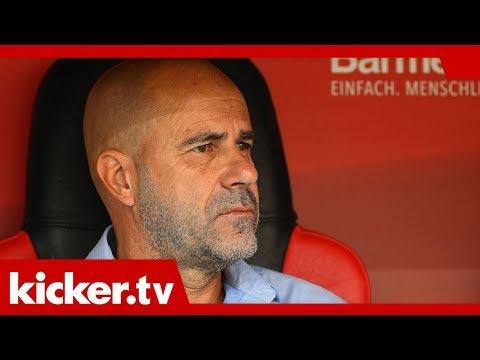 Bosz erhöht den Druck auf seine Mannschaft | kicker.tv