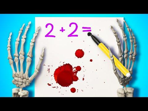 تعلم الرياضيات بطرق سهلة ومبتكرة || حيل ذكية لجميع المناسبات