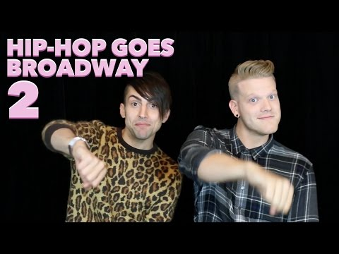 HIP-HOP GOES BROADWAY 2
