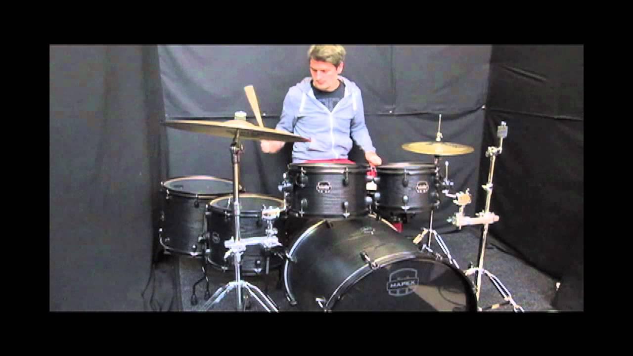 Black Wood Grain Wallpaper Mapex Meridian Black Raven 6 Piece Drum Kit Ltd Edition