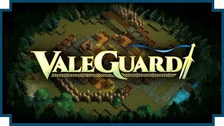 ValeGuard - (Village Building / Defensive Strategy Game)