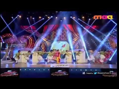 Priyanka Dance Performance  Chandamama Okati