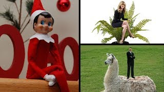 """Elf on the Shelf"" Parody Meme EXPLAINED 