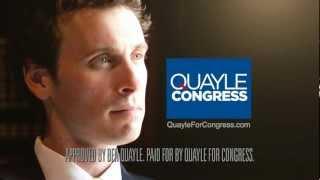 """TV Ad: """"Listen""""- Ben Quayle for Congress"""