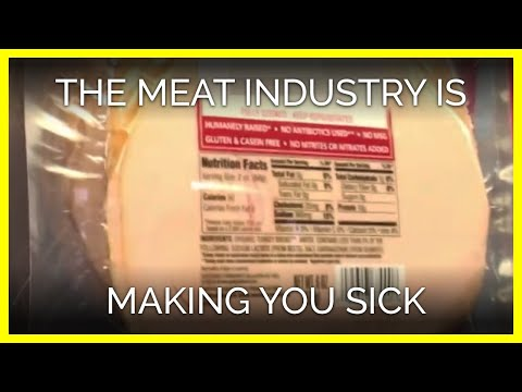 The Meat Industry Is Making You Sick