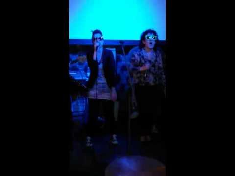 Debora live @ different box Vigevano - Uptown Funk